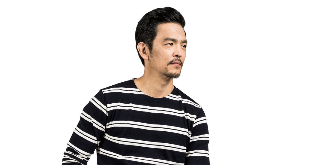 John Cho on Heritage, Hashtags and Hollywood's Surprises