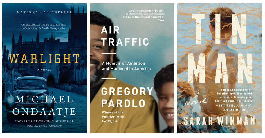 New in Paperback: 'Warlight,' 'Air Traffic'