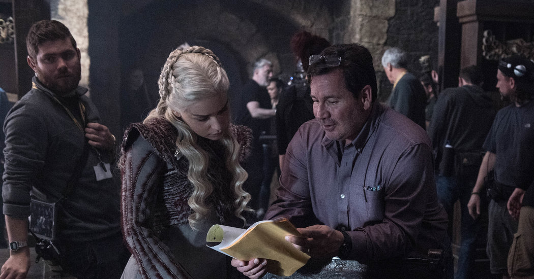 'Game of Thrones' Director on Ghost's Departure, Brienne's Collapse