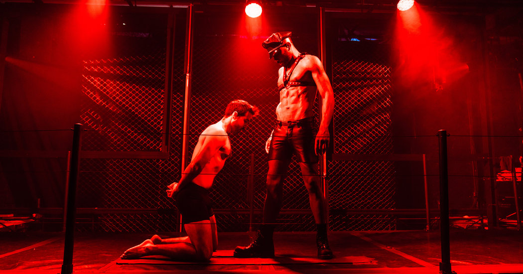 'Safeword' Review: The Bondage Play (Hold the Pleasure)