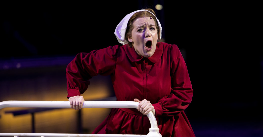 'The Handmaid's Tale' Comes Home to Boston. As an Opera.