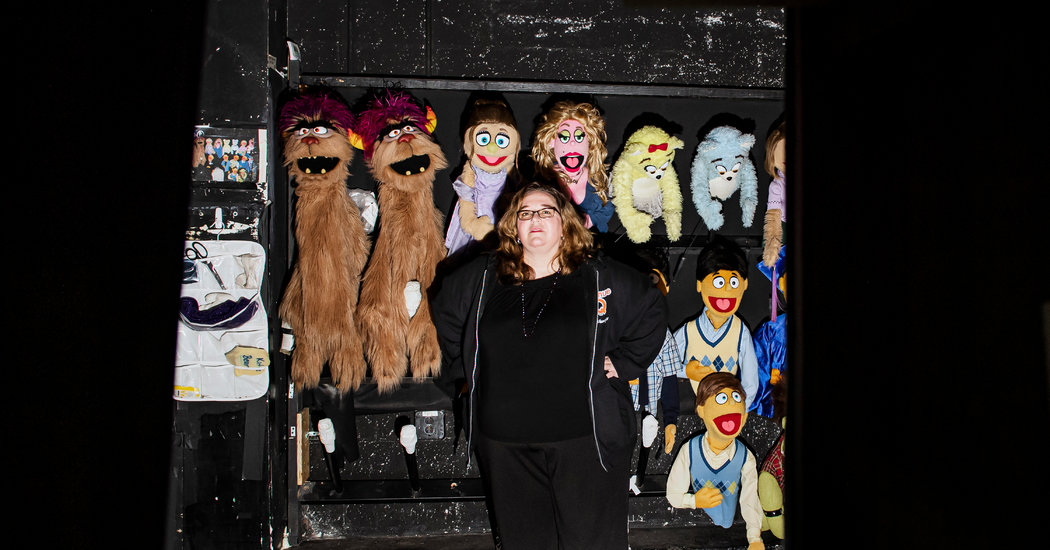 16 Years on 'Avenue Q,' Wrangling Puppets and Performances