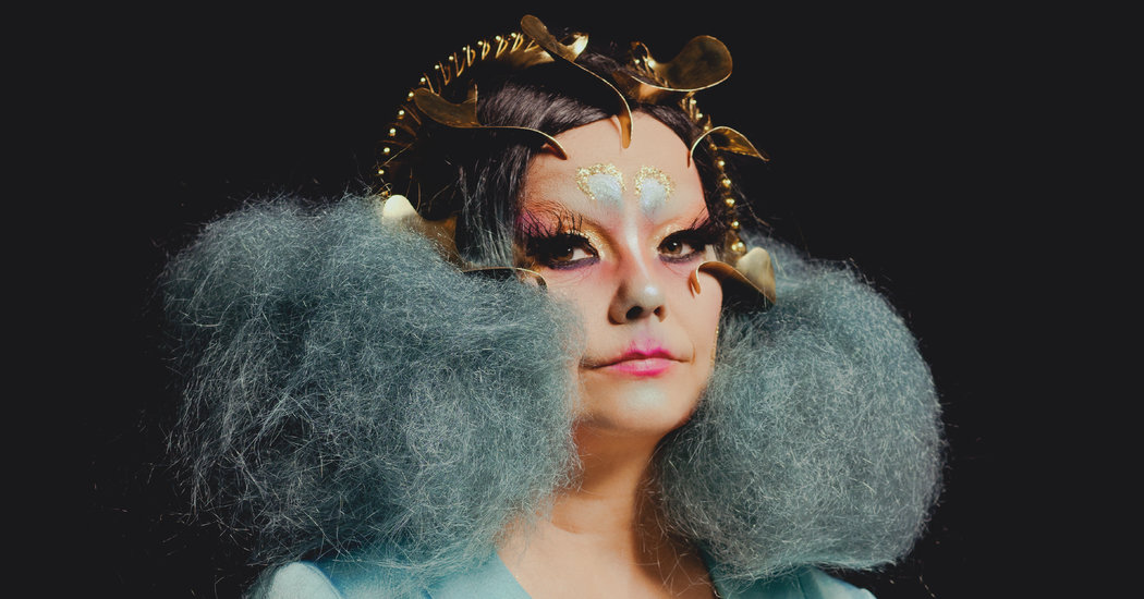 How Björk Brought Her Sci-Fi, Feminist Fairy Tale to Life