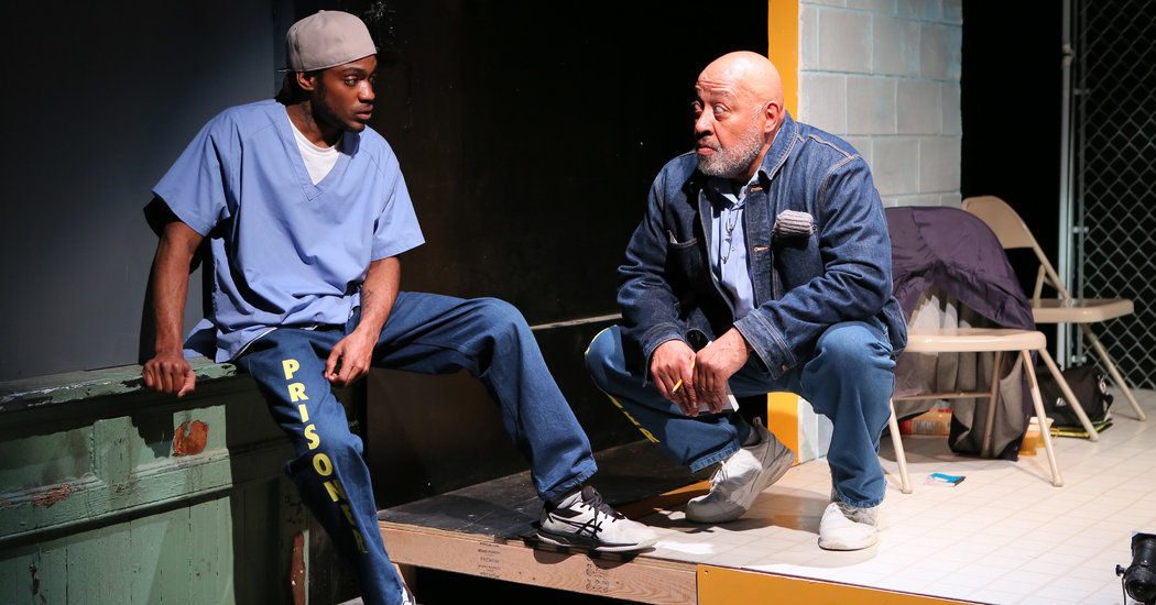 Review: In 'Lockdown,' a Prisoner Yearns to Rejoin the World
