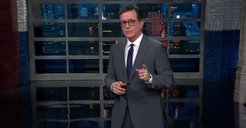 Stephen Colbert Takes On Alabama's Restrictive Abortion Law