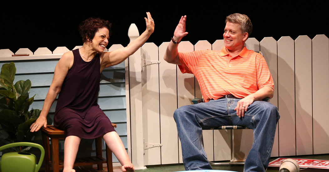 Review: In 'Public Servant,' a Changed Daughter Returns From College
