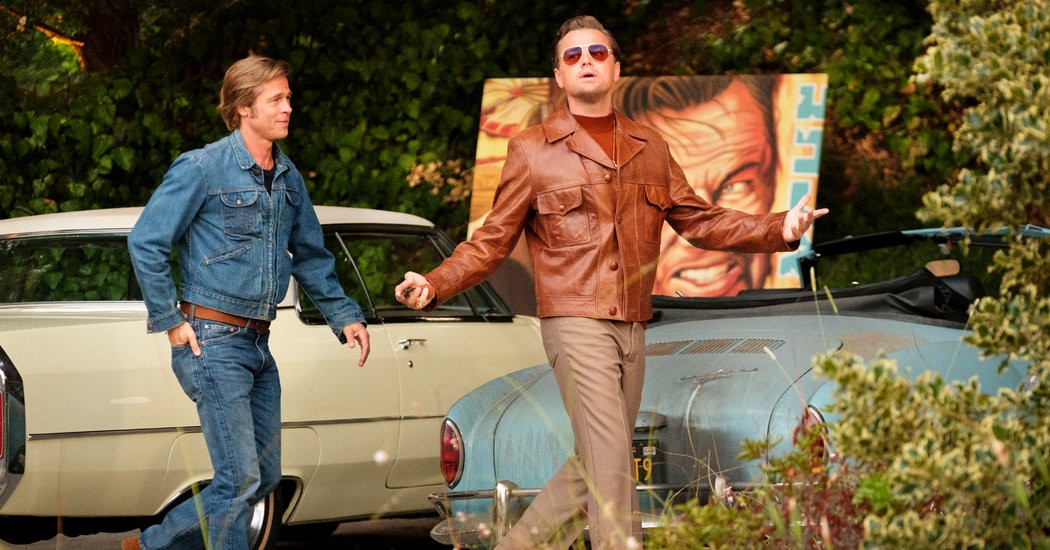 'Once Upon a Time … in Hollywood' Is a Box-Office Hit for Tarantino