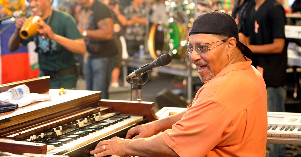 Art Neville, a New Orleans Funk Fixture, Is Dead at 81
