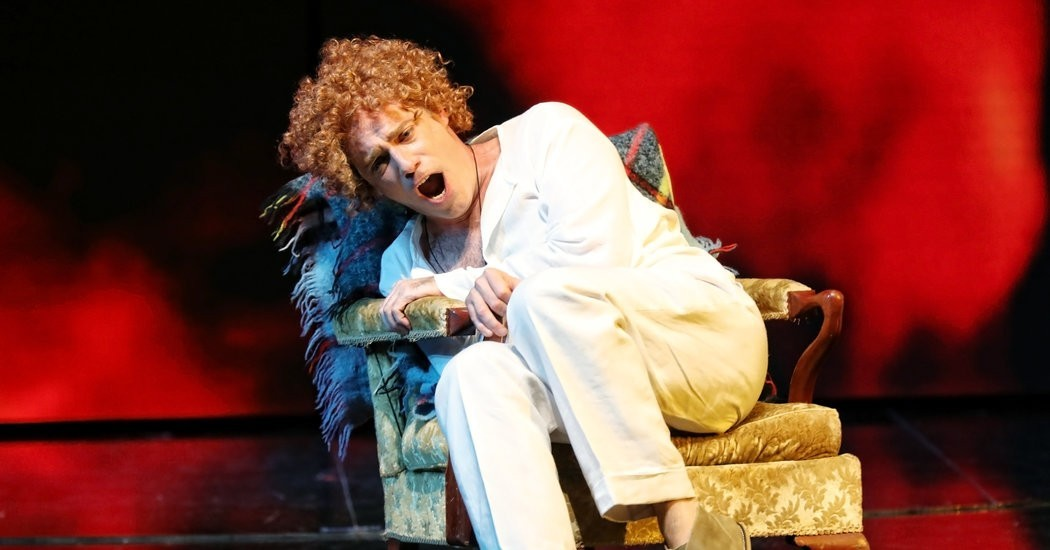 Brett Whiteley Partied With Bob Dylan. Now His Life Is an Opera.