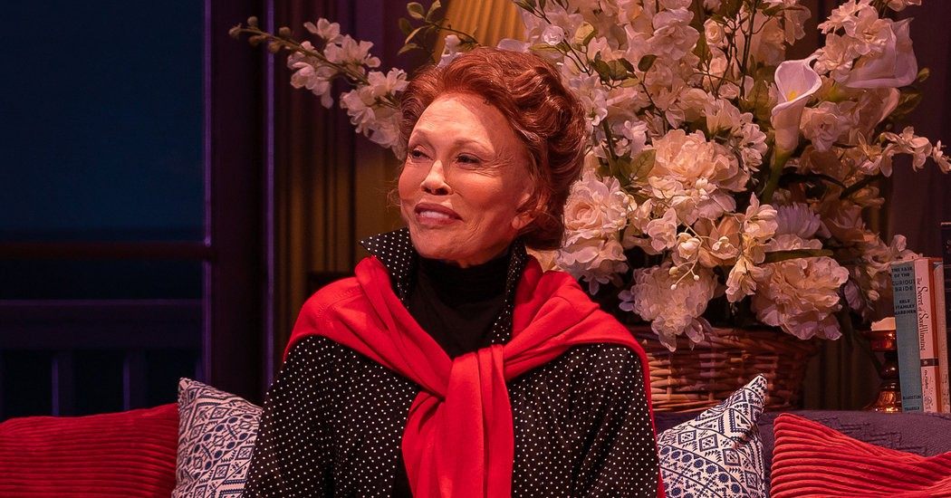 Faye Dunaway Is Dropped From Broadway-Bound Play About Katharine Hepburn