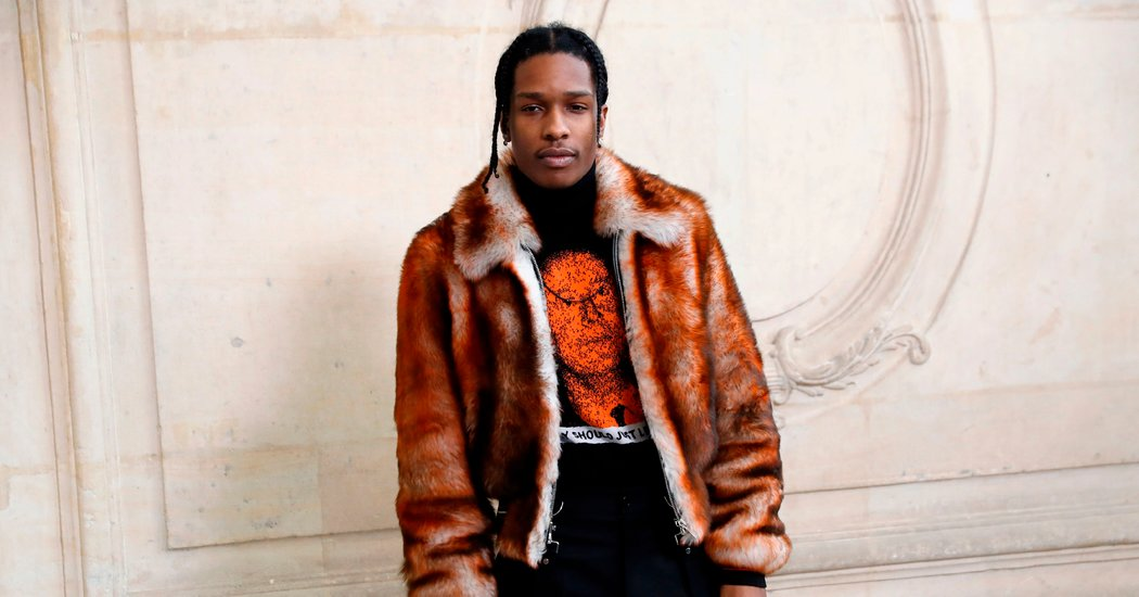 ASAP Rocky Found Guilty of Assault, but Will Serve No More Jail Time