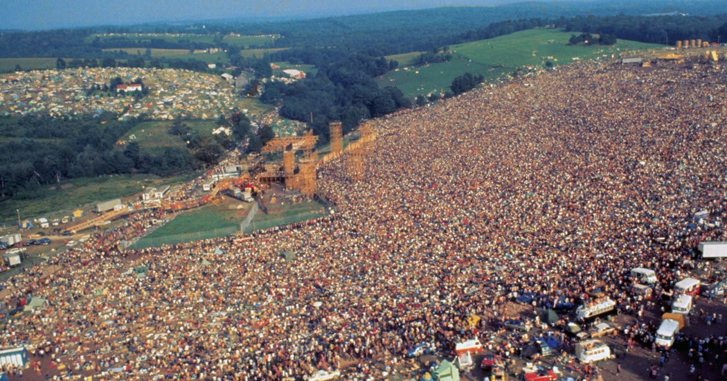 What's on TV Tuesday: A Woodstock Doc and 'Plus One'