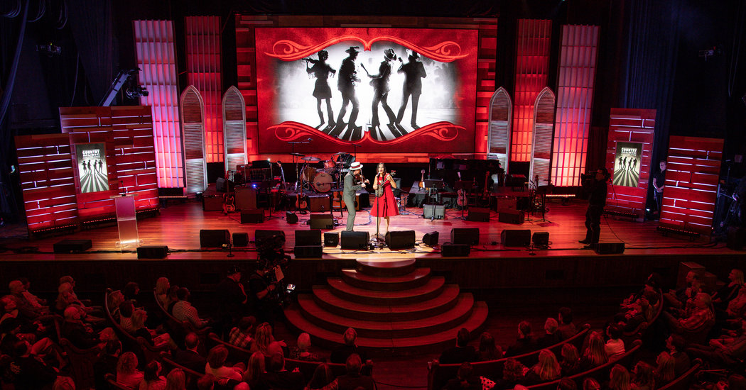 What's on TV Sunday: 'Country Music: Live at the Ryman' and a Valerie Harper Tribute