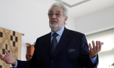 Plácido Domingo Walks Back Apology on Harassment Claims