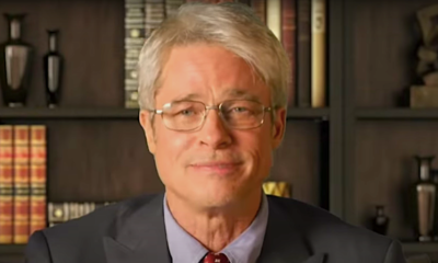 Brad Pitt Plays Dr. Anthony Fauci in an At-Home Edition of 'S.N.L.'
