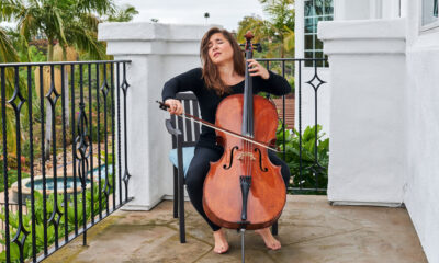 Does the Pressure of a Pandemic Transform a Cellist's Bach?
