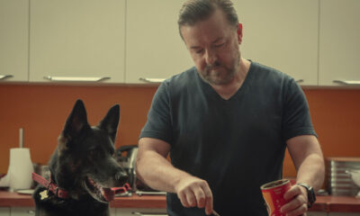 Ricky Gervais on 'After Life' and Life After the Golden Globes