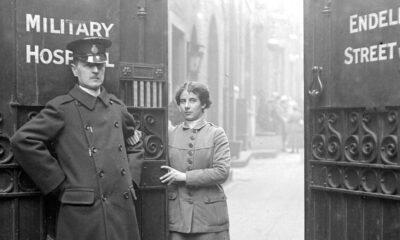 The Female Doctors Who Fought to Serve in World War I