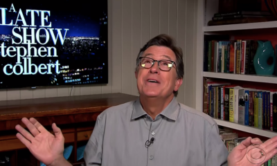 Trump's M.O. Is 'The Less You Know,' Says Stephen Colbert